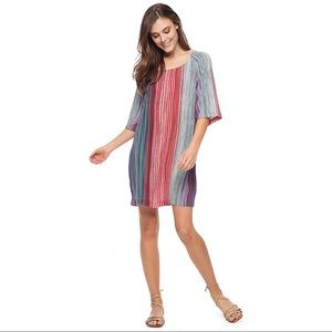 NWT MSRP $158 Splendid Stripe Multicolored Dress